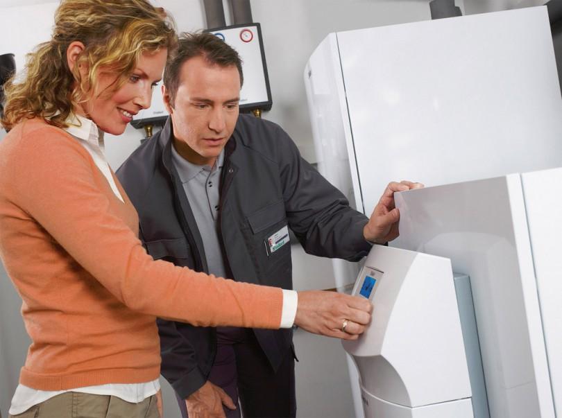 Vaillant Teknikutvecklingen går starkt framåt bland luft/vatten-värmepumparna. Effektiv styrningsteknik förbättrar driftekonomin