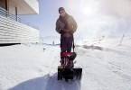 Snöskottning från AL-KO