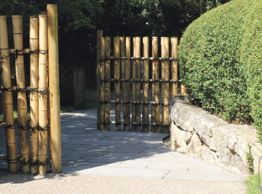Bambustaket