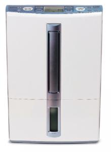 """MJ-E16VX-S1 från Mitsubishi Electric är luftavfuktaren som blev bäst i test i Råd&Rön. Men på flera andra punkter var andra luftavfuktare mer effektiva. Rådet som ges är att """"tänka igenom om man behöver en avfuktare som ska jobba intensivt under begränsad tid för ett snabbt resultat, exempelvis för att torka tvätt, eller om behovet är att elräkningen inte tappar proportionerna trots att luftavfuktaren går länge i exempelvis ett kylslaget sommarhus."""""""