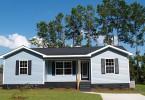 Blått hus och juridik