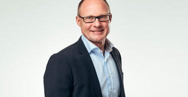 Måeriföretagens VD. Björn Hellman