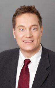 Olof Holmer, VD på SVEFF