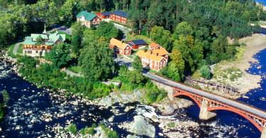 Älvkarleby Hotell och Konferens översikt