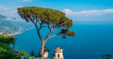 Utsikt i Italien för utlandsboende