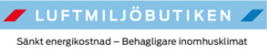 Luftmijöbutiken i Stockholms logotyp