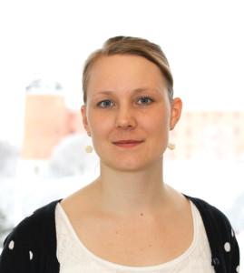 Astrid Grinell, redaktör på Avloppsguiden.