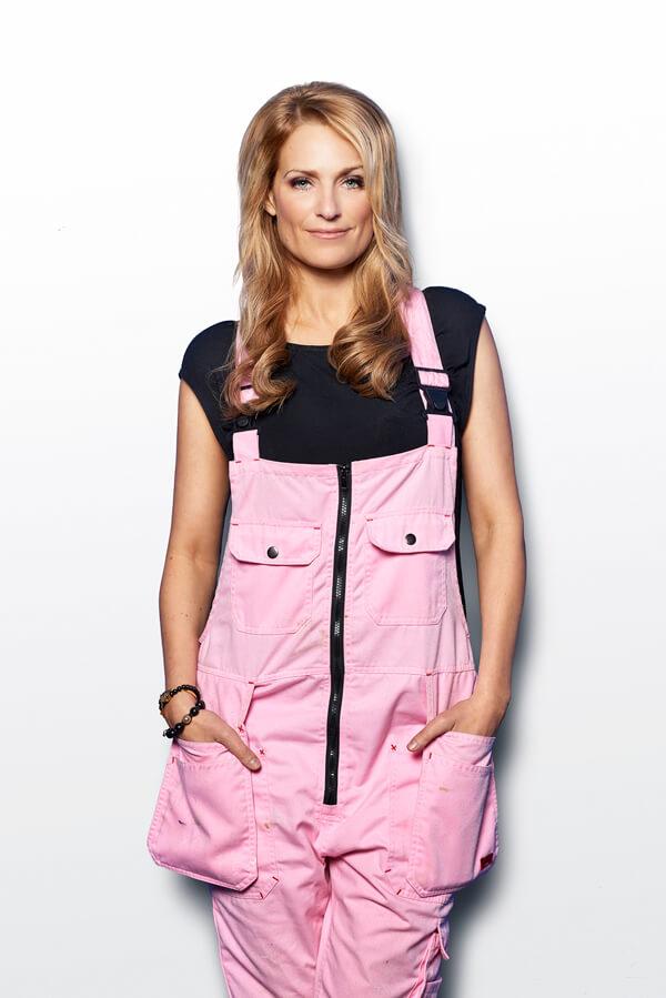 Laila Bagge. Foto: TV3