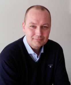 Hans Wikström, vice ordförande i Svenska Brasvärmeföreningen. Foto: Keddy