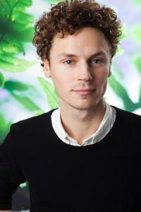 Martijn Jansen, ansvarig för testet på Energimyndighetens testlab.