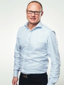 Björn Hellman, VD på branschorganisationen Måleriföretagen i Sverige.