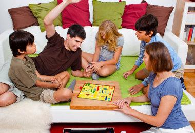 Spel för familjen