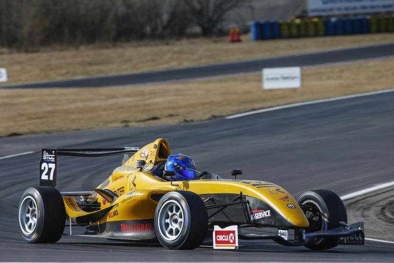 Trojnar Racing.
