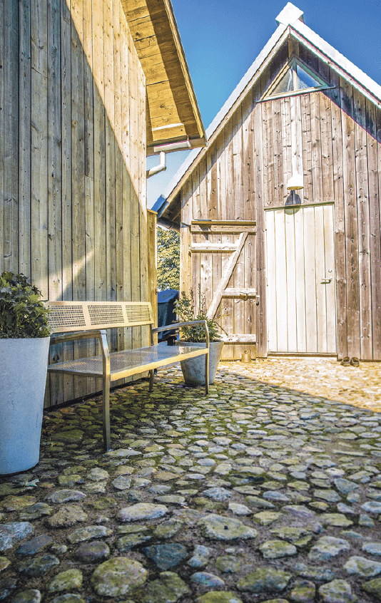 Foto:  Snitsig Trädgård & Landskap