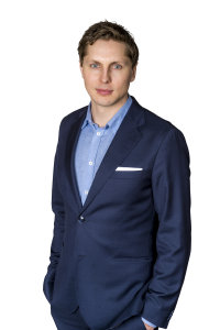 Johan Lindahl, Svensk Solenergi.