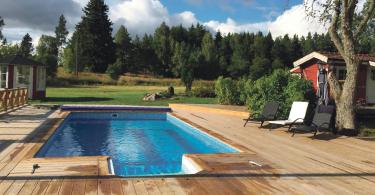 Pool Foto: privat