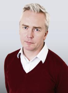 Daniel Östlund, motorredaktör på Blocket/Byt bil.