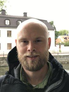 Vilhelm Feltenius, redaktör på VA-guiden.