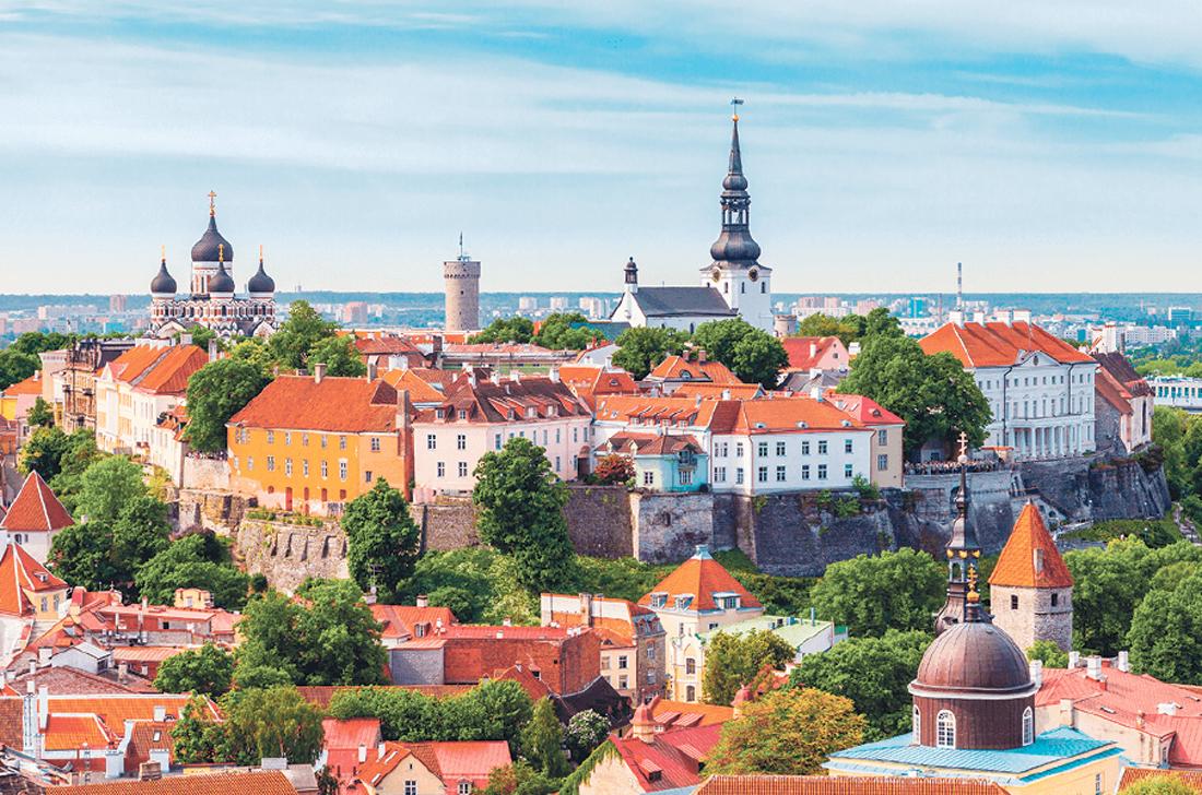 Tallinn – en kryssning bort