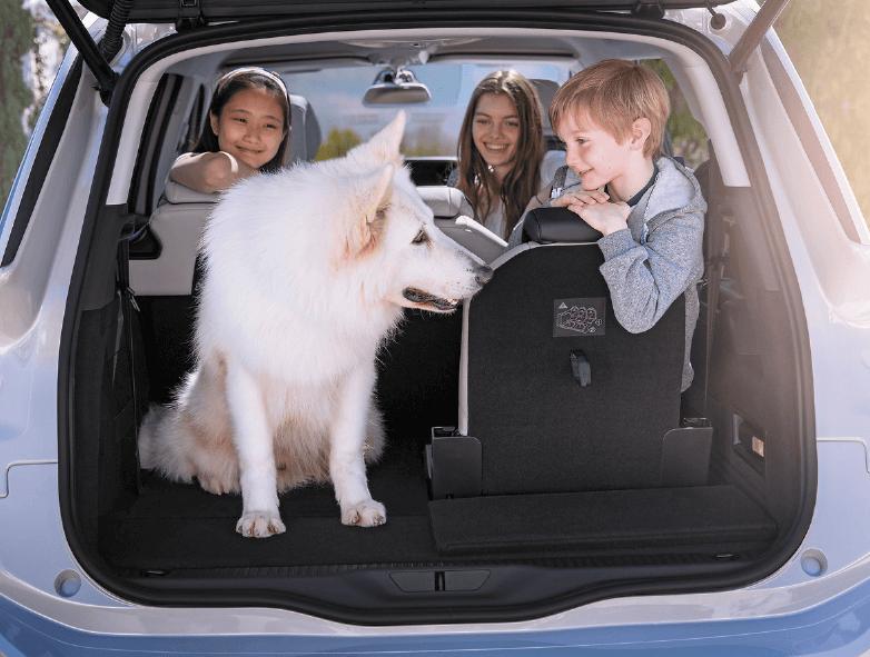 Bilen för familjen