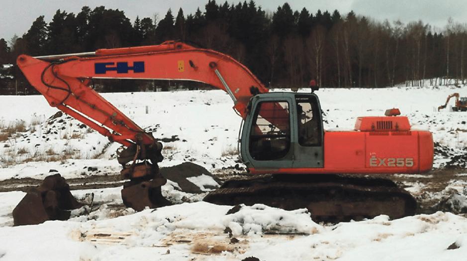 Gräva på vintern – en bra idé?