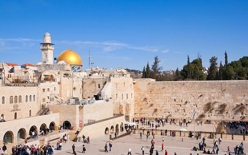 Resekrönika – upptäck Israel