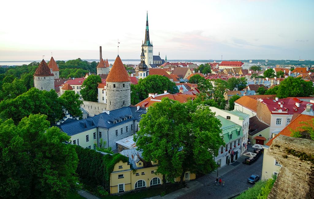 Tallin – en stad med mycket att erbjuda