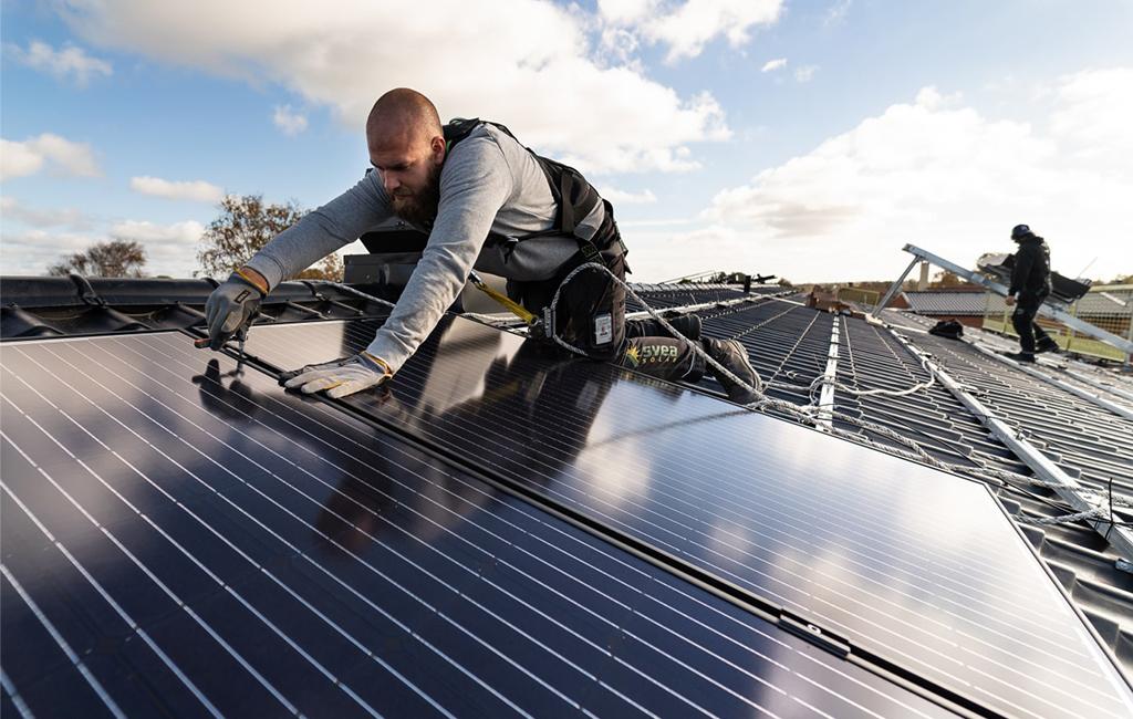 Så maximerar du din solcellsanläggning