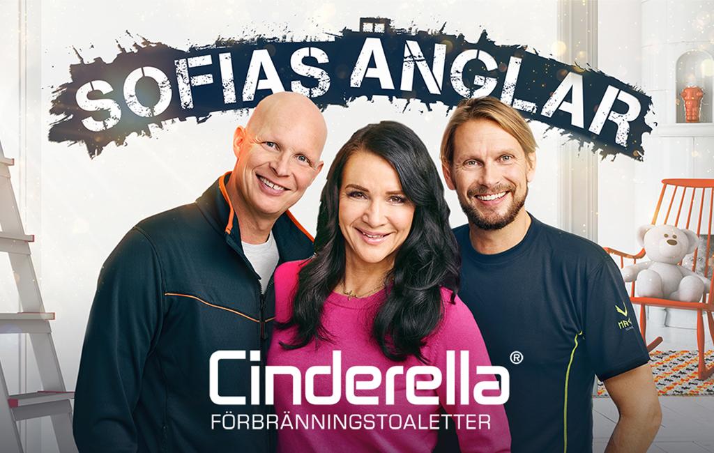 Cinderella + Sofias änglar = sant