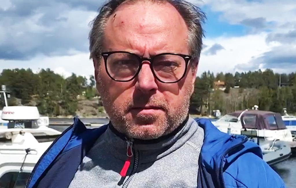 Martin Loogna på Skärgårdsradion träffar Skärgårdskraft